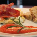 Spicy hot tomatsaus