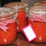 Hjemmelaget tomatchutney
